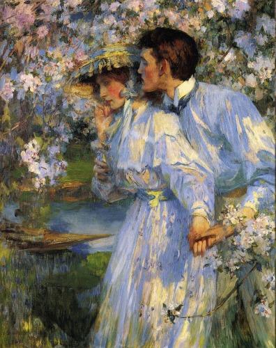 amoureux-printemps