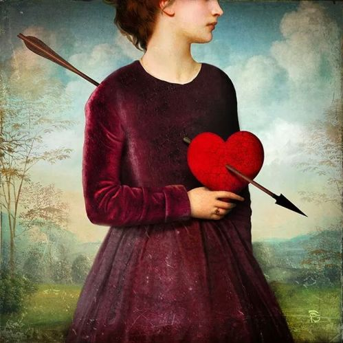 The Heartache by Christian Schlo