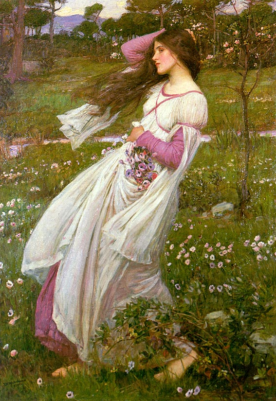 windflowersWaterhouse